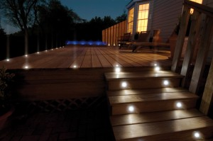 lights decking